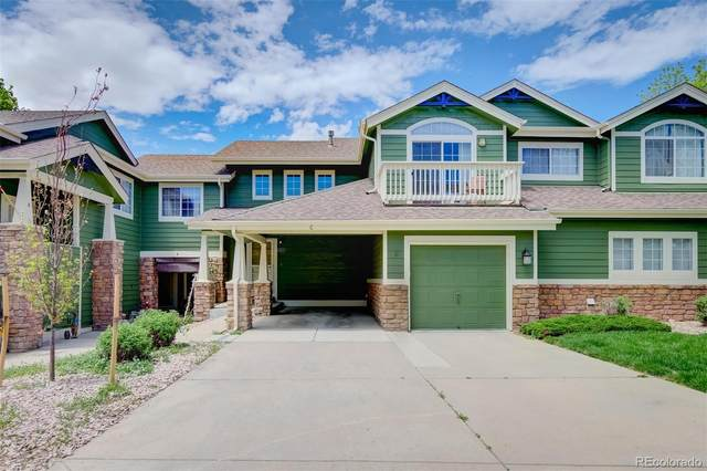 19669 E Mann Creek Drive C, Parker, CO 80134 (MLS #3844731) :: Find Colorado