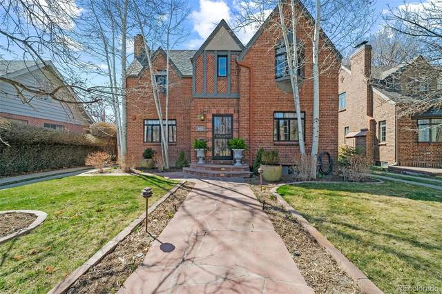 1635 Leyden Street, Denver, CO 80220 (#3844733) :: The Harling Team @ HomeSmart