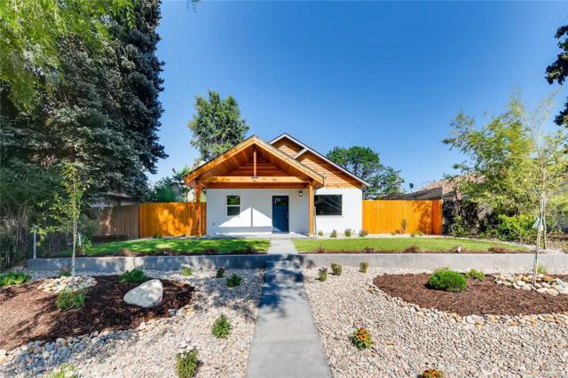 1616 Uinta Street, Denver, CO 80220 (MLS #3844807) :: 8z Real Estate