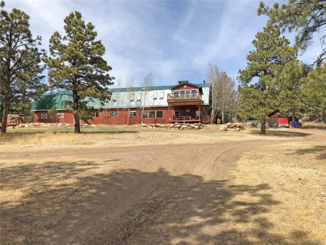 2287 County Road 323, Westcliffe, CO 81252 (#3844854) :: The DeGrood Team