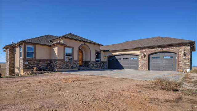 21605 Elk Meadows Circle, Elbert, CO 80106 (MLS #3845040) :: Kittle Real Estate
