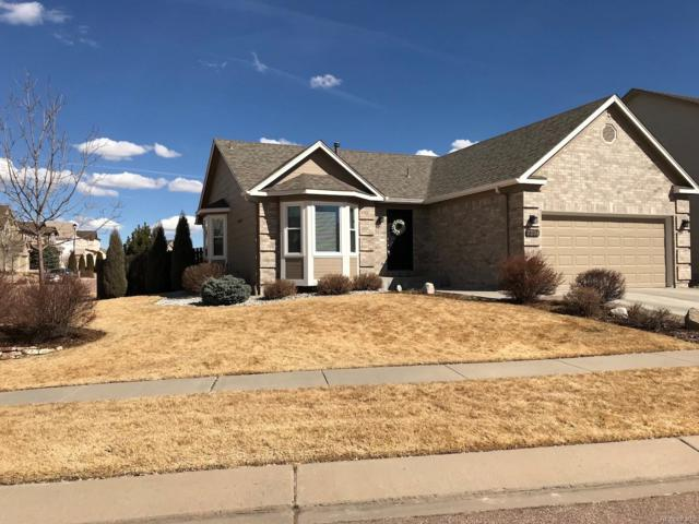 7304 Prythania Park Drive, Colorado Springs, CO 80923 (#3845089) :: The Peak Properties Group