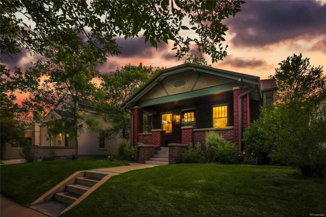 647 N Gilpin Street, Denver, CO 80218 (#3845095) :: Wisdom Real Estate