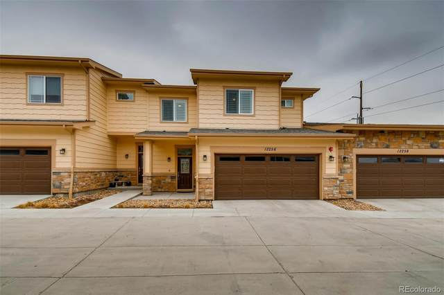 12256 Hazel Spruce Court, Parker, CO 80134 (MLS #3845478) :: Keller Williams Realty