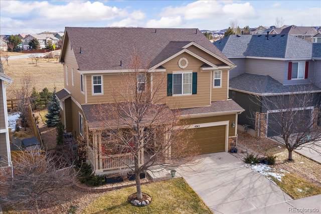 4365 Applecrest Circle, Castle Rock, CO 80109 (MLS #3846027) :: 8z Real Estate