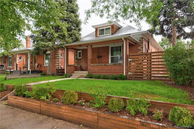 876 S Grant Street, Denver, CO 80209 (MLS #3846489) :: Neuhaus Real Estate, Inc.
