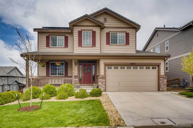 10719 Worthington Circle, Parker, CO 80134 (#3846639) :: The Colorado Foothills Team | Berkshire Hathaway Elevated Living Real Estate