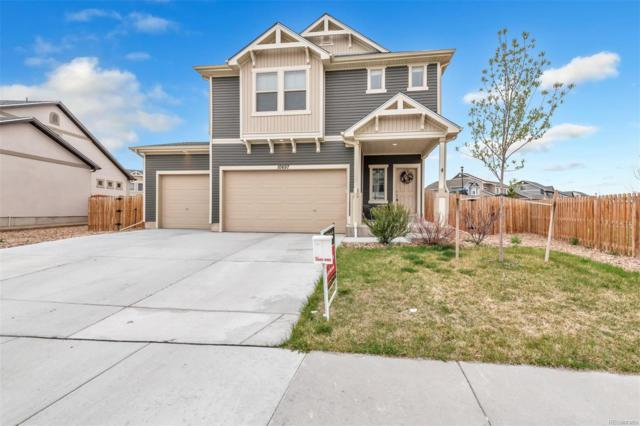 10697 Worchester Street, Commerce City, CO 80022 (#3846895) :: The Peak Properties Group