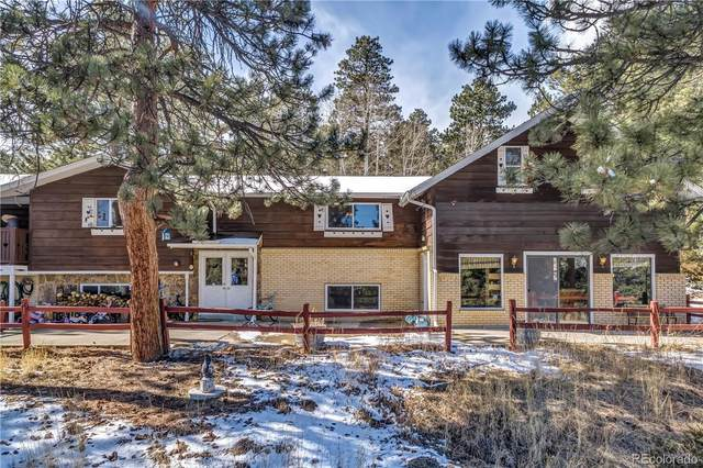 11771 Ranch Elsie Road, Golden, CO 80403 (MLS #3846899) :: Wheelhouse Realty