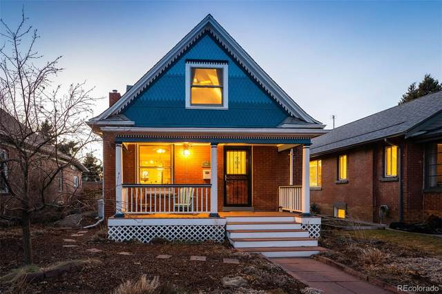 457 N Pearl Street, Denver, CO 80203 (#3847188) :: The Dixon Group