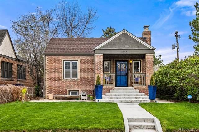 1530 Forest Street, Denver, CO 80220 (#3847221) :: Mile High Luxury Real Estate
