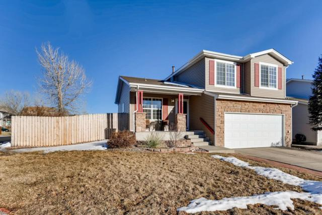 10780 Mount Antero Way, Parker, CO 80138 (MLS #3847442) :: 8z Real Estate