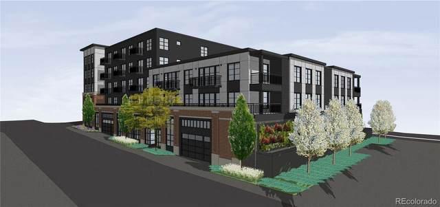 3500 S Corona Street #504, Englewood, CO 80113 (MLS #3847752) :: Wheelhouse Realty