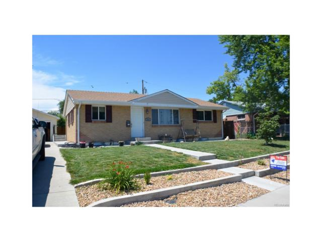 9121 Delwood Court, Thornton, CO 80229 (MLS #3847813) :: 8z Real Estate