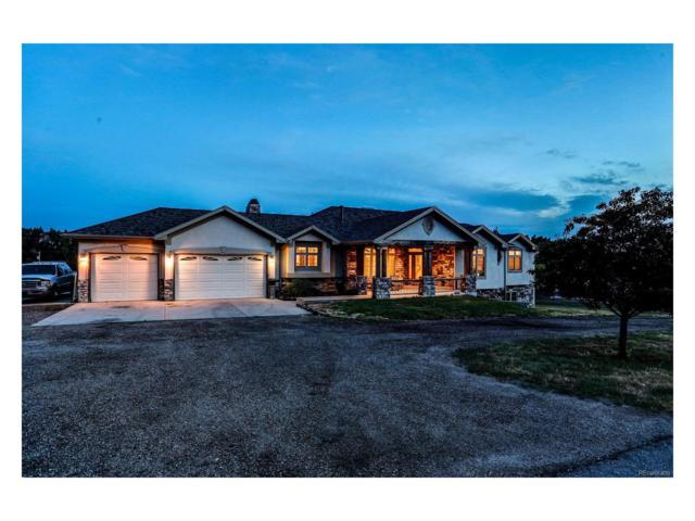 13980 E Progress Court, Aurora, CO 80015 (MLS #3848159) :: 8z Real Estate