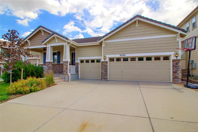 21234 E Whitaker Drive, Centennial, CO 80015 (#3848536) :: The Tamborra Team