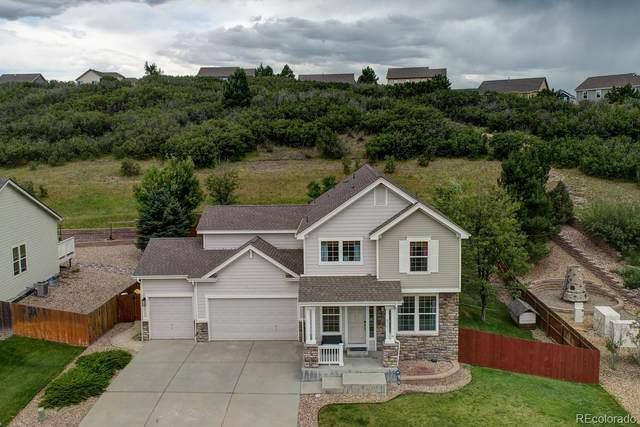 870 Halfmoon Drive, Castle Rock, CO 80104 (MLS #3848962) :: Keller Williams Realty