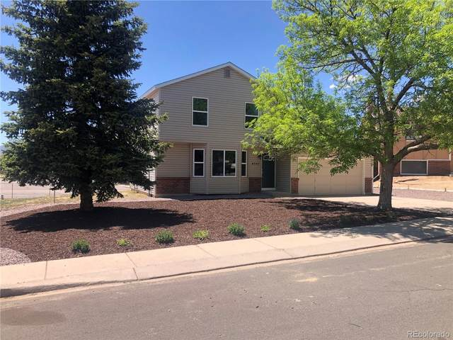 4547 Lancaster Drive, Colorado Springs, CO 80916 (#3849331) :: Mile High Luxury Real Estate