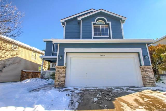 10270 Spotted Owl Avenue, Highlands Ranch, CO 80129 (MLS #3849738) :: Colorado Real Estate : The Space Agency
