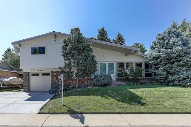 3064 S Xanthia Street, Denver, CO 80231 (#3850219) :: My Home Team