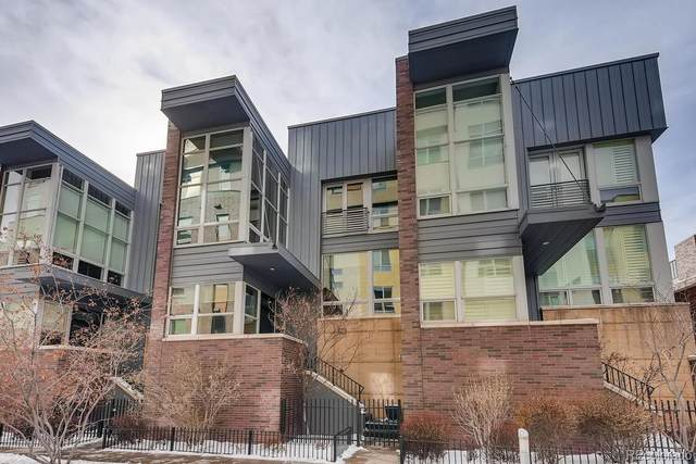 1828 Little Raven Street, Denver, CO 80202 (#3850309) :: Chateaux Realty Group