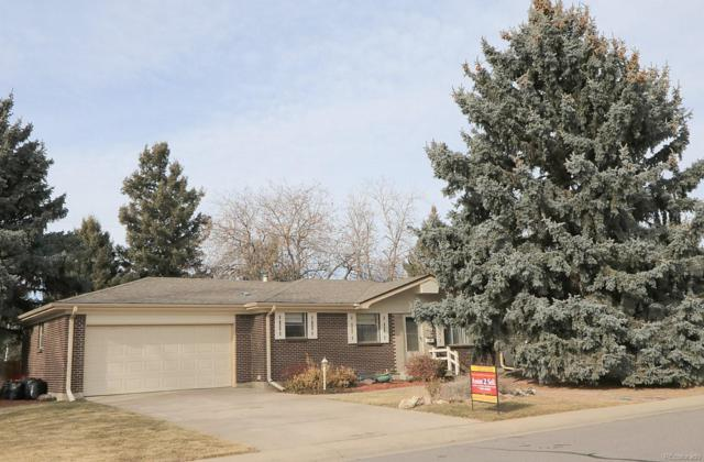 1669 S Dudley Court, Lakewood, CO 80232 (#3850469) :: The DeGrood Team