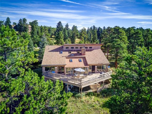 7875 Swaps Trail, Evergreen, CO 80439 (MLS #3851141) :: Bliss Realty Group