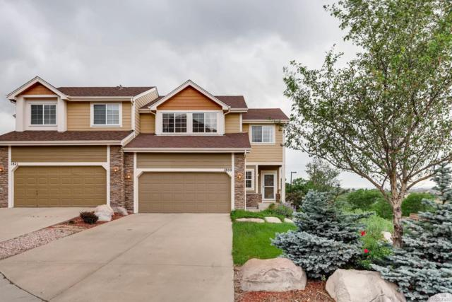 1809 Blue Oak Court, Castle Rock, CO 80104 (#3852299) :: Colorado Team Real Estate