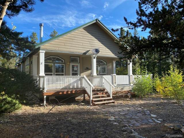 2095 Mullenville Road, Fairplay, CO 80440 (#3852481) :: The Griffith Home Team