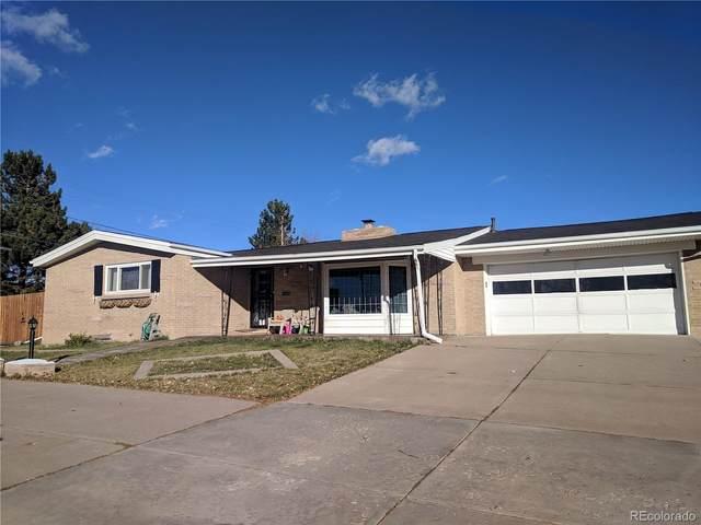 1800 Miller Street, Lakewood, CO 80215 (MLS #3853407) :: 8z Real Estate