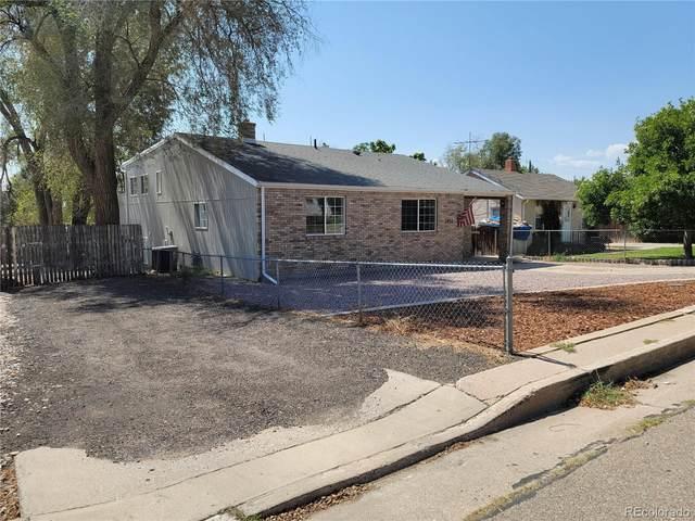 1424 E 14TH Street, Pueblo, CO 81001 (#3853451) :: The Margolis Team