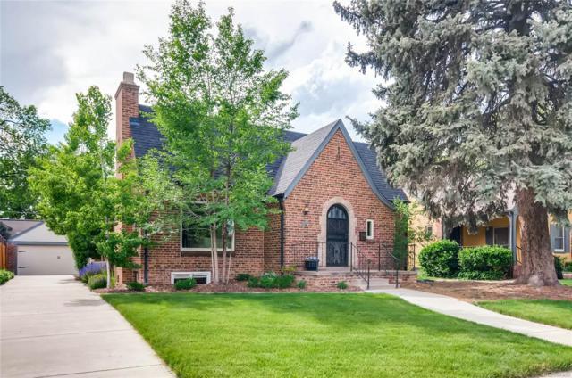 2255 Leyden Street, Denver, CO 80207 (#3853646) :: House Hunters Colorado