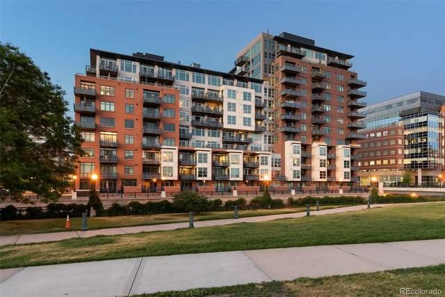 1401 Wewatta Street #717, Denver, CO 80202 (#3853692) :: Bring Home Denver with Keller Williams Downtown Realty LLC