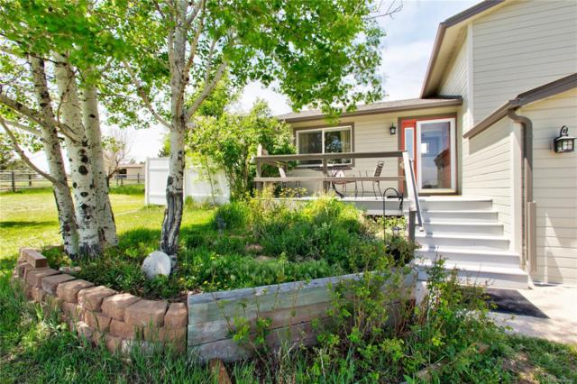 36047 Winchester Road, Elizabeth, CO 80107 (#3854062) :: Colorado Home Realty