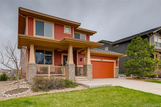 21471 E Stroll Avenue, Parker, CO 80138 (#3854909) :: Colorado Home Finder Realty