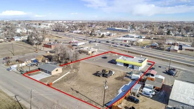 3719 W Service Road, Evans, CO 80620 (MLS #3855169) :: 8z Real Estate