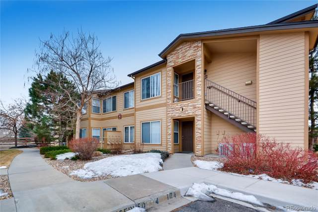 4875 S Balsam Way 4-101, Littleton, CO 80123 (#3855340) :: Bring Home Denver with Keller Williams Downtown Realty LLC