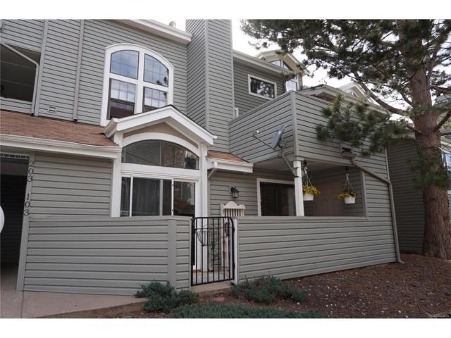 942 S Walden Street #103, Aurora, CO 80017 (#3855526) :: The Peak Properties Group