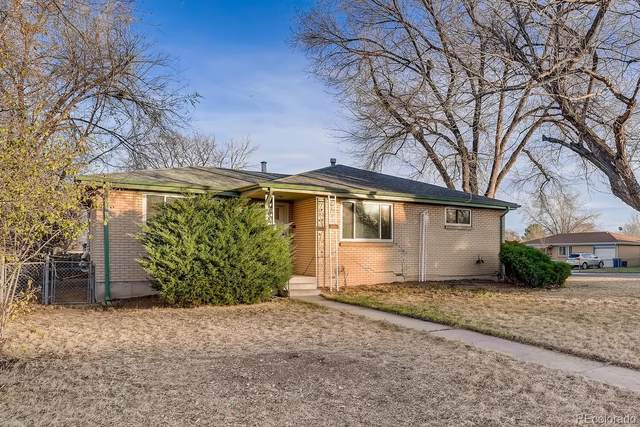1250 S Depew Street, Lakewood, CO 80232 (#3855587) :: Chateaux Realty Group