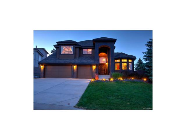 34 Amaranth Drive, Littleton, CO 80127 (MLS #3855821) :: 8z Real Estate