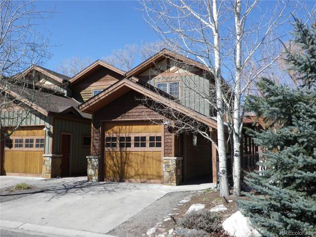3005 Aspen Leaf Way #201, Steamboat Springs, CO 80487 (#3856046) :: Berkshire Hathaway HomeServices Innovative Real Estate