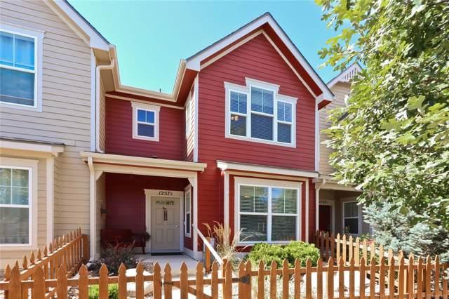 1257 Hummingbird Circle B, Longmont, CO 80501 (MLS #3856060) :: 8z Real Estate