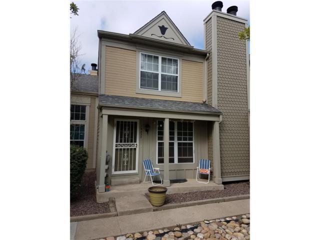 19833 Rosewood Court, Parker, CO 80138 (MLS #3856202) :: 8z Real Estate