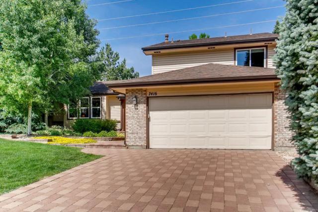 7416 E Long Circle, Centennial, CO 80112 (#3856249) :: Bring Home Denver
