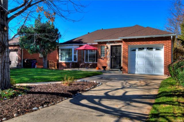 857 Grape Street, Denver, CO 80220 (#3856687) :: The Griffith Home Team