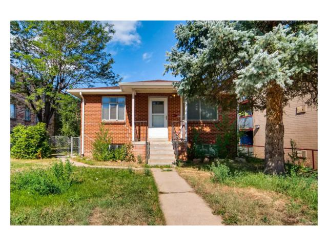 1217 Yosemite Street, Denver, CO 80220 (#3856833) :: Thrive Real Estate Group