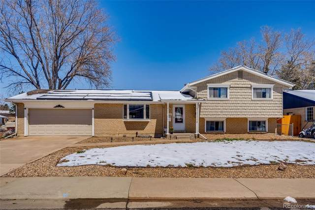 4791 W Tufts Avenue, Denver, CO 80236 (#3856931) :: The Healey Group
