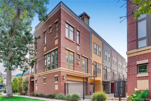2143 N Downing Street, Denver, CO 80205 (MLS #3857024) :: 8z Real Estate
