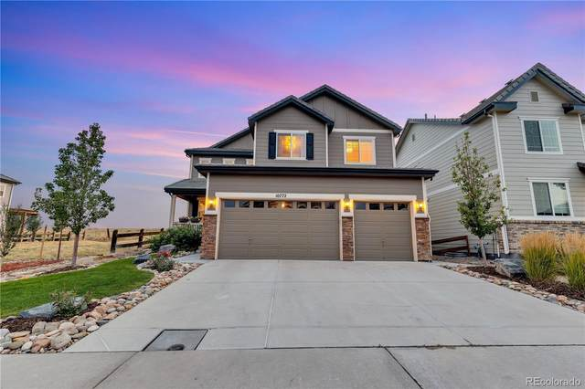 10772 Worthington Circle, Parker, CO 80134 (#3857176) :: Chateaux Realty Group