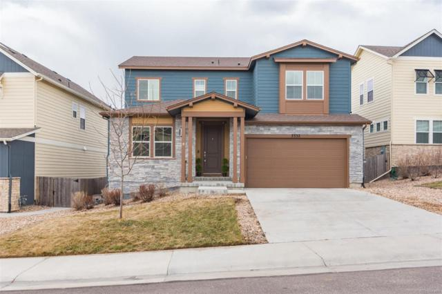 3332 Ghost Dance Drive, Castle Rock, CO 80108 (#3857184) :: The DeGrood Team
